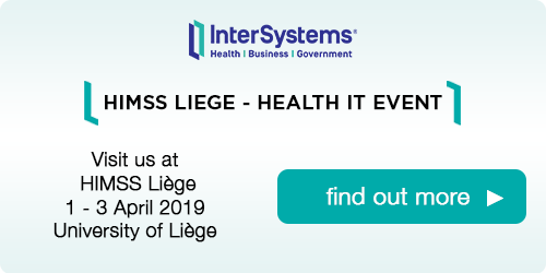 Intersystems HIMSS Liège